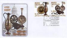 Vatikan 2007 FDC Nr.1578 - 1579