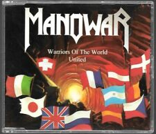 MANOWAR - WARRIORS OF THE WORLD UNITED / MAXI 3 TITRES / CD COMME NEUF