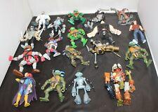 TMNT Lot 18 Action Figures & Accessoires Weapons Teenage Mutant Ninja Turtles