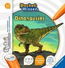 Ravensburger Buch Wieso Weshalb Warum tiptoi Lernspiel Lernspielzeug Dinosaurier