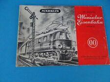 Marklin 753 Miniatur Eisenbahn Spur 00  1949