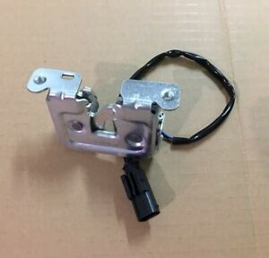 Front Hood Lock Latch Safety Catch FOR BMW E70 X5 E71 E72 X6 08-14