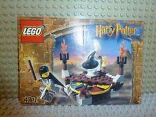 LEGO ® de recette Harry Potter 4701 la parlante Chapeau perforées Instruction