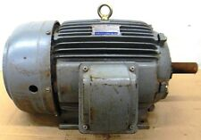 TECO/WESTINGHOUSE, MAX-E1, PREMIUM EFFICENCY, INDUCTION MOTOR, 10HP, 256T FRAME,