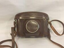 Vintage Zeiss Ikon Contaflex Original Leather Camera Case - 1284/24