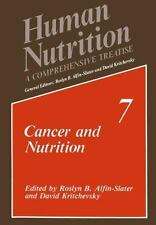 Cancer and Nutrition 7 (2013, Paperback)