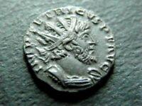 ROMAINE/ TETRICUS 1ER 271-274. ANTONINIEN. R/ LA JOIE DE L'AUGUSTE. COLOGNE.