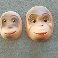 MONKEY PLASTIC ANIMAL FACES FOR CRAFT/SOFT TOY MAKING
