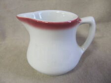 VINTAGE RESTAURANT WARE INDIVIDUAL CREAMER BY SHENANGO IN EXCELLENT CONDITION : vintage restaurant dinnerware - pezcame.com