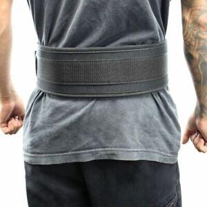 "4"" Nylon Power Weight Lifting Belt / Back Support Belt Black, XXL -"