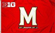 Maryland Big 10 Flag 3 X 5