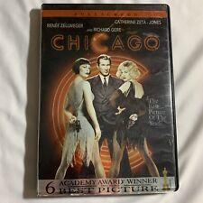 Chicago (DVD, 2003, Full Screen) Musical, Academy Award Winner