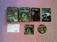 ATROX - 2001 RTS STRATEGY SIM PC GAME - COMPLETE SMALL BOX EDITION