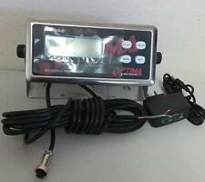 LCD Indicator Optima OP-902 with Peak Hold Function,lb/ kg/ oz unit,AC adapter
