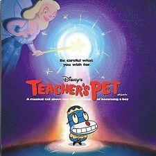 Teacher's Pet (Original Soundtrack) DISNEY CD NEW SEALED OOP RARE!!