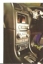 Ford Falcon BA-BF & Territory, aftermarket Radio dash fascia. With AUX. NEW!