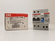 ABB EY 026 7 DS642 P INTERRUTTORE DIFFERENZIALE MAGNETOTERMICO 32A 4,5KA 30MA