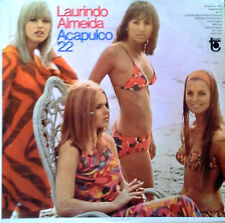 LAURINDO ALMEIDA - ACAPULCO '22 -  TOWER LP - CHEESECAKE COVER