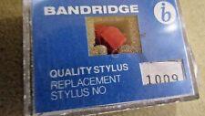 STILO/PUNTINA Bandridge 1009-Giradischi Deck giradischi NUOVO VECCHIO STOCK NN