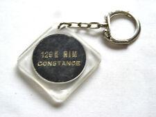 Porte-clés Keyfob St Christophe ... 129ème R I M CONSTANCE Infanterie Motorisée