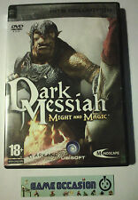 DARK MESSIAH MIGHT AND MAGIC SANS NOTICE - PC CD-ROM