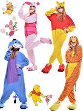 dba5060d2785 Unisex Adult Winnie The Pooh Flannel Onesie11 Cosplay Costume Kigurumi  Pajamas