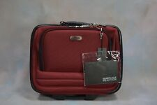 Kenneth Cole Reaction Limited Edition Wheeled Overnighter Carry-On - Burgundy
