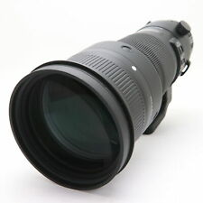 SIGMA Sports 500mm F/4 DG OS HSM (for Canon EF ) #237