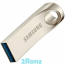 Samsung Bar 64GB 64G USB 3.0 Flash Drive Disk Memory Keyhole MUF-64BA Metal