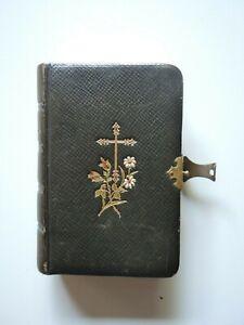 Poln. Gebetbuch Schmuckausgabe  BADZ WOLA TWOJA ; Warschau 1900  (#G2#)