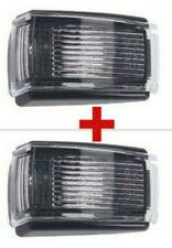 Volvo 850 C70 V70 V40 S40 Turn Signal Side Indicator White 9190169 91788851 2pcs