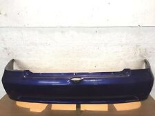 VAUXHALL ASTRA G REAR BLUE GENUINE BUMPER (M181) 1999 2000 2001 2002 2003 2004