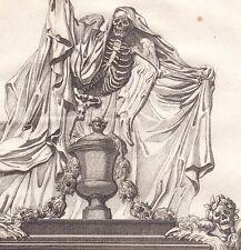 Monuments Anciens Mausolée François Fyot de la Marche Baron Montpont
