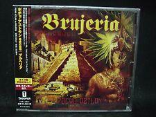BRUJERIA Pocho Aztlan JAPAN CD Carcass Napalm Death Venomous Concept The Haunted