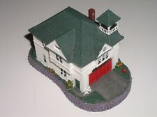 """NORMAN ROCKWELL`S HOME TOWN COLLECTION """"THE FIREHOUSE"""" FIGURINE COLLECTIBLE"""