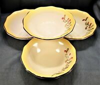 Set of 4 | Better Homes and Gardens | Tuscan Retreat | Soup/Cereal Bowls