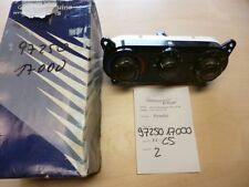 Hyundai Matrix 01-04 Heizung Klimaanlage Bedienteil Heizungsregelung 97250-17000