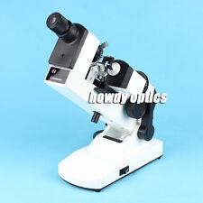 Manual Lensmeter Optical lensometer Focimeter Internal reading Prism Compensator
