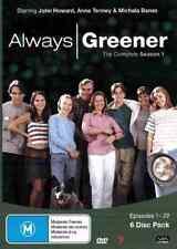 Always Greener - 6 Disc - Complete Season 1 - Episodes 1 to 22 - DVD Box Set