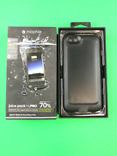 Mophie Juice Pack H2PRO for iPhone 6s/6 Plus Waterproof Ultra Rugged Black #2627