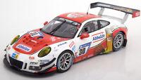 1:18 Minichamps Porsche 911 (991 II) GT3 R #30, 24h Nürburgring 2017
