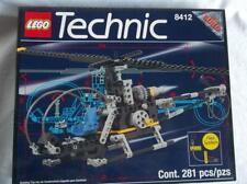 MISB Lego Technic (8412) NIGHTHAWK Helicopter  Tech Build Flex System SEALED