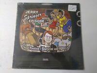 """Soul Position – Jerry Springer Episode 12"""" Vinyl Single New Sealed"""