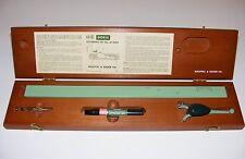 New listing Vintage 1960 K.E. Keuffel & Esser Company Doric Lettering Set #61 3135 Drafting