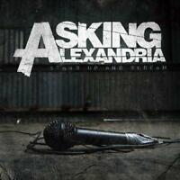 Asking Alexandria - Stand Up And Scream (Opaque Process Blue) (NEW VINYL LP)