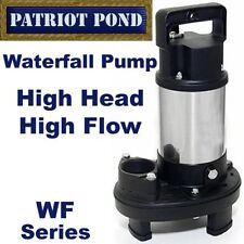 Patriot Pond U0026 Fountain Pumps Up To 500 Gph