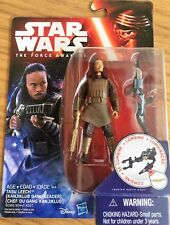 Star Wars The Force Awakens TASU LEECH (Kanjiklub Gang Leader) Hasbro Figure NEW