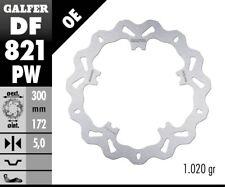 Bremsscheibe Galfer Wave starr DF821PW 300 x 5mm Set 2x vorne Motorrad