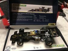 Scalextric F1 Lotus 72E Ronnie Peterson FrenchGP 1973 1of50001/32 scale slot car