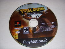 PS2, TOTAL OVERDOSE GUNSLINGERS TALE IN MEXICO, USED, NO CASE!